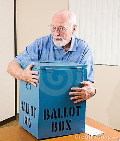 Roubando a eleição