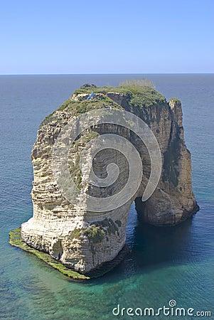 Free Rouche Lebanon Royalty Free Stock Photos - 13739798