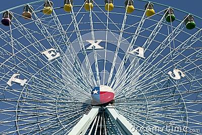 Roue du Texas Ferris