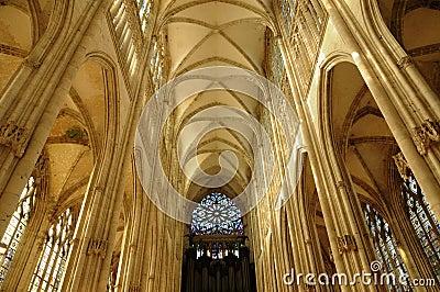 Rouen Stock Photo