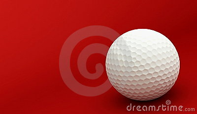 Rouge de golf