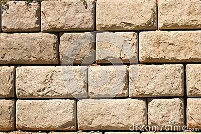Rough Block Wall