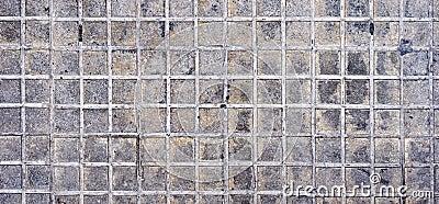 Rough brick