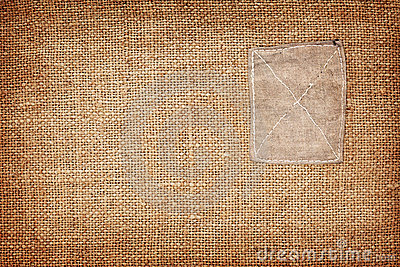 Rough fabric texture background