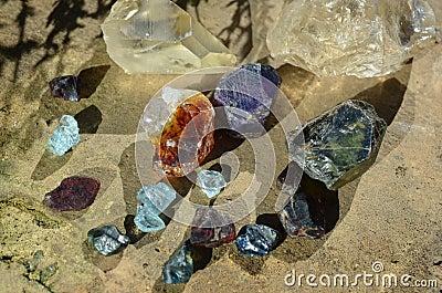 Rough gems