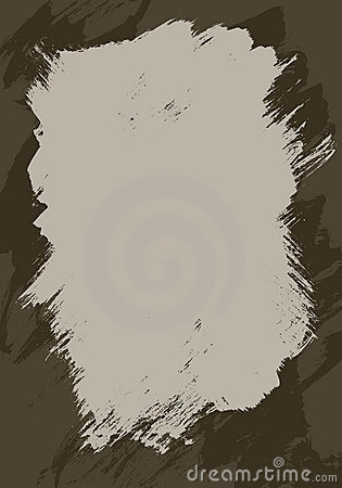 Rough Ink and paint texture background