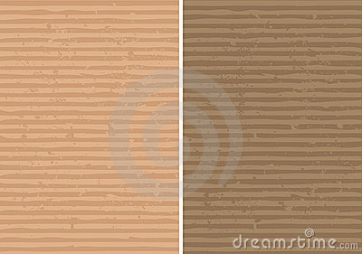 Rough lined and corrugated  texture