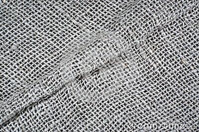 Rough linen texture