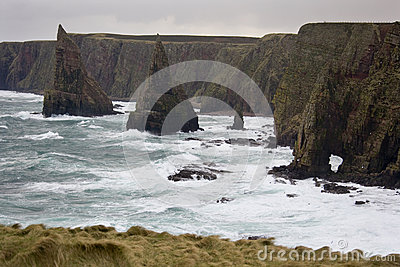 Rough Sea - John O Groats - Scotland