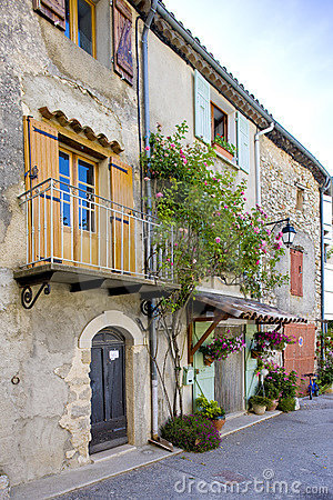 Rougon, Provence
