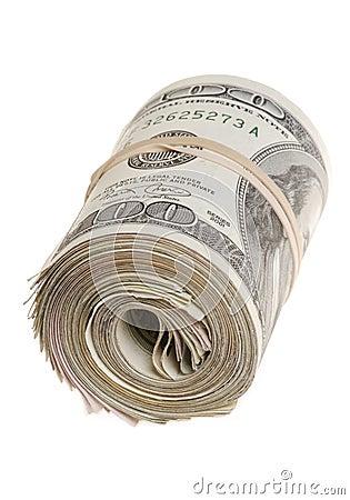 Rouleau de factures