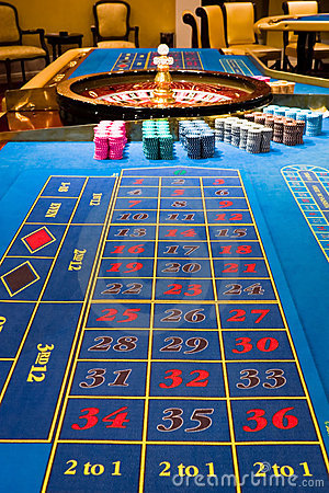 Free Roulette Royalty Free Stock Image - 2764576