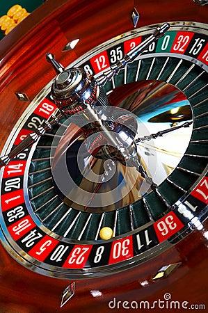 Roulette action