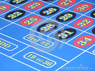 Roulette los números
