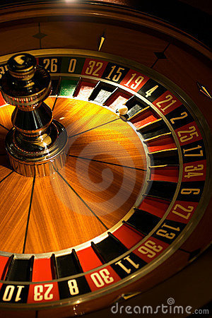 Free Roulette Wheel Royalty Free Stock Photo - 315975