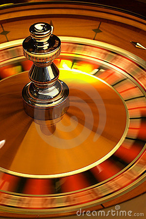Free ROULETTE WHEEL Royalty Free Stock Photos - 702648