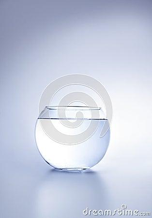 Round aquarium