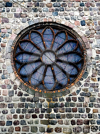 Free Round Church Window Stock Images - 1756734