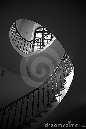 Free Round Classical Ladder In An Interior Of A Temple Stock Photography - 5603352
