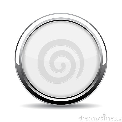 Free Round Glass Web Button Royalty Free Stock Photography - 95927667