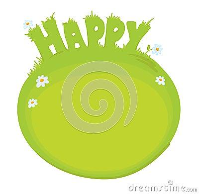 Round happy glade