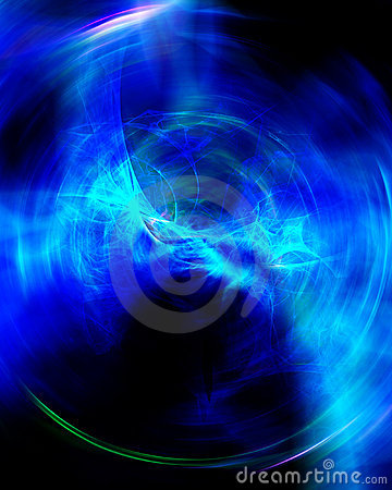 Round movement abstract  background
