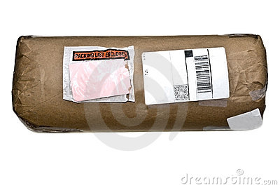 Round Package/Parcel