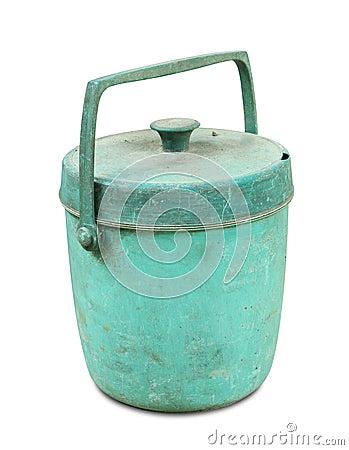 Round water cooler