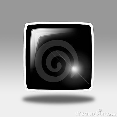 Rounded square illustration