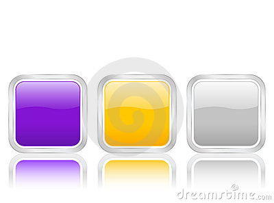 Rounded squares icon with cont