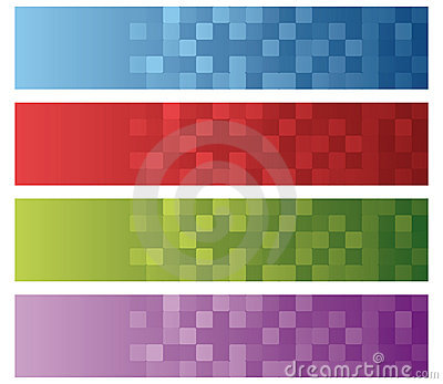 Rounded squares texture
