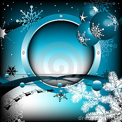 Rounded winter frame