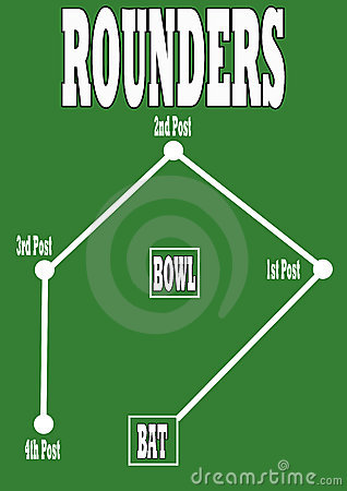 Rounders pitch