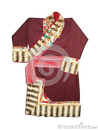Roupa tibetana