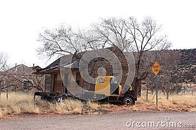 route 66 dead end