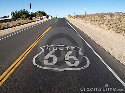 Route 66 Hill