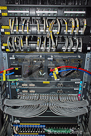 Router Network Connections