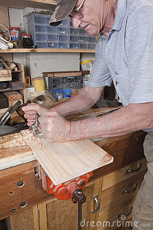 Routing plane carpentry
