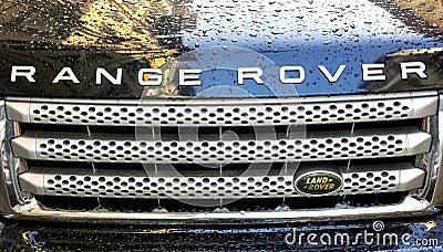 Rover car logo Editorial Photo