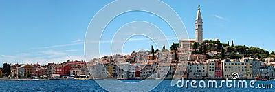 Rovinj city, Croatia