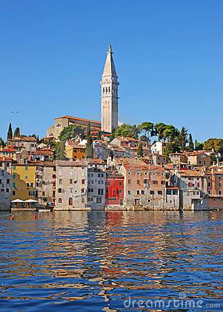 Free Rovinj,Istria Royalty Free Stock Photography - 22447647
