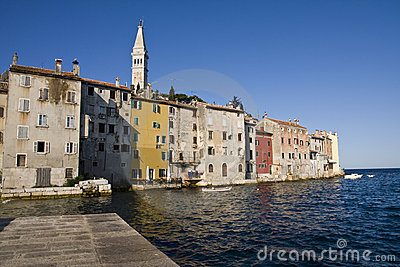 Rovinj in the morning
