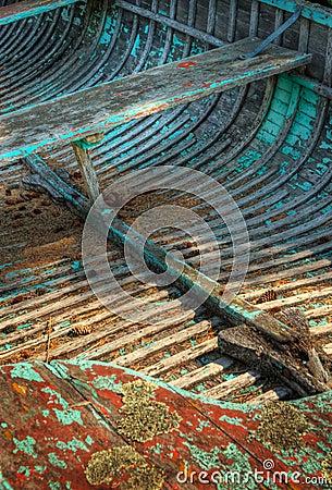 Row Boat Interior