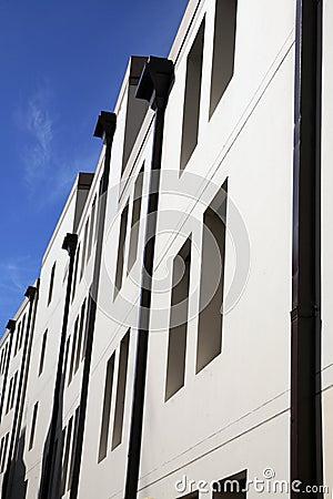 Row of buildings