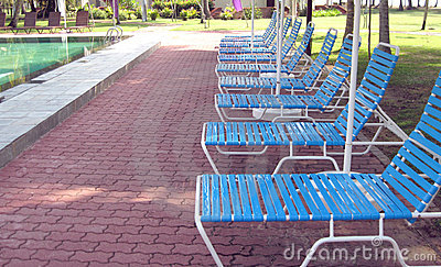A row of chairs series 1