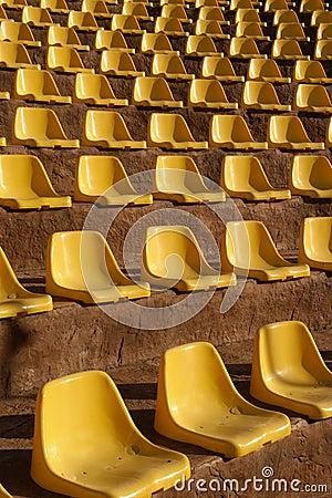 Row seats
