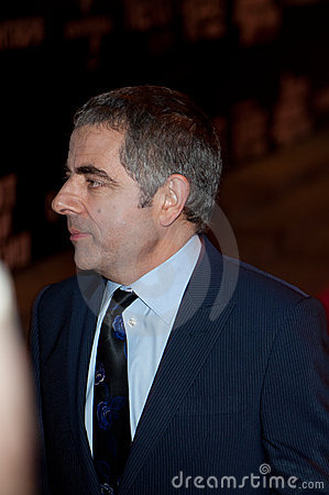 Rowan Atkinson Editorial Photo