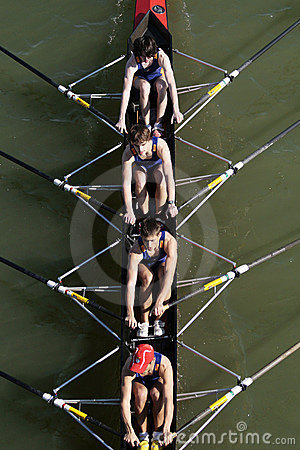 Rowing Editorial Image
