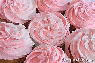 Różowy ładny