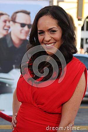 Roxana Ortega Editorial Stock Photo